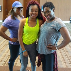 Dancer jazmin Shaw and her mom got the relief they were looking for