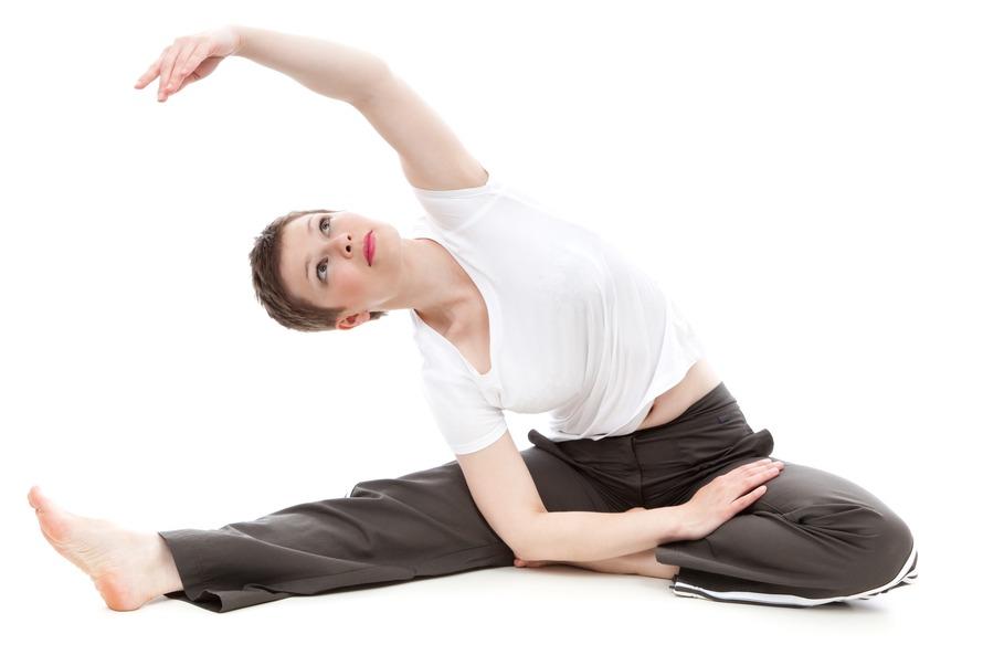 yoga strecth